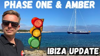 Ibiza Is Down To Phase One & We Are Amber