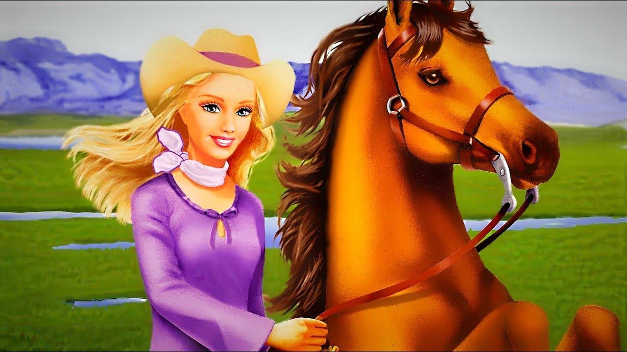 da6f57c70b8 Barbie Horse Adventures: Mystery Ride (2003) by Childhood Kingdom