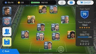 Pes 2018 Pro Evolution Soccer Android Gameplay #33