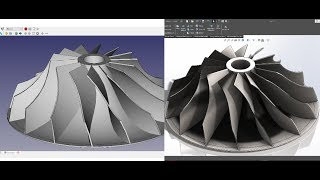 MAKE THIS COMPRESSOR-SolidWorks and FreeCAD Side By Side |JOKO ENGINEERING|