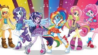 My Little Pony 👗 Equestria Girls Fashion Show Dress Up Game for Girls