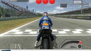 SBK 08 - best gameplay (PC)