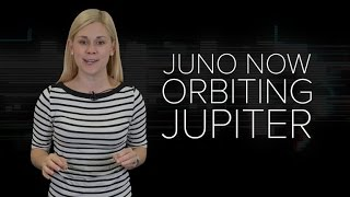Welcome to Jupiter! Juno enters orbit to bring stargazers unseen images (CNET News)