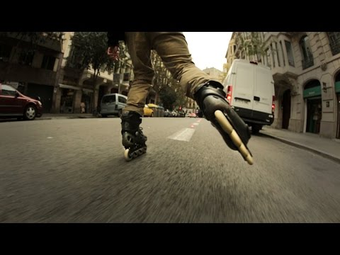 Greg Mirzoyan - Urban skating with the Twister Pro