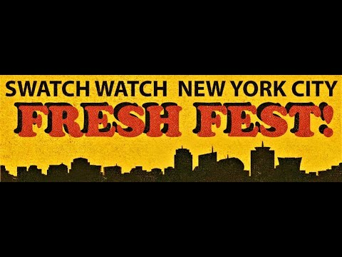 Fresh Fest 1985 Excerpts Video Music Box