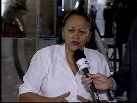 Fátima Bezerra diz que 54 milhões de votos estão sendo desrespeitados