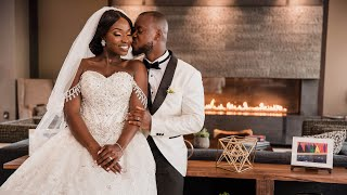 Boo'd Up (Maggie and Derick) Wedding Highlights