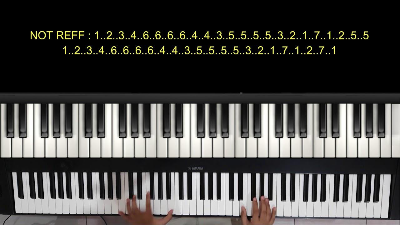 Tutorial Piano  Keke Bukan Boneka