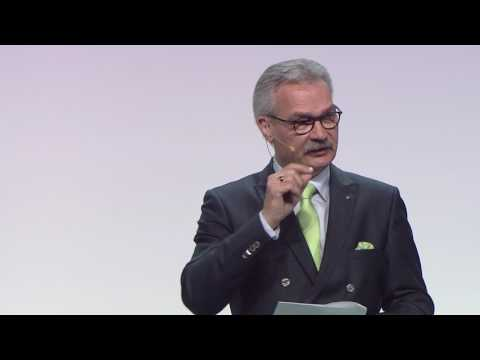 Robert Vogel, Präsident ESPRIX Stiftungsrat