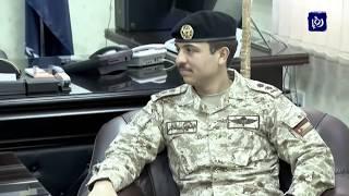 ولي العهد يزور مديرية شرطة محافظة العقبة - (11-3-2019)