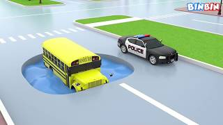 Colorful Street Vehicles for Kids