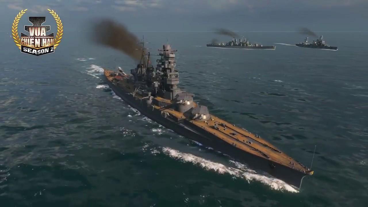 Vua Chiến Hạm – Đặc sắc update SS3 – Đỉnh cao chiến thuật quân sự thủy chiến