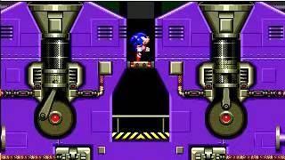 Sonic Spinball (Genesis) - Longplay
