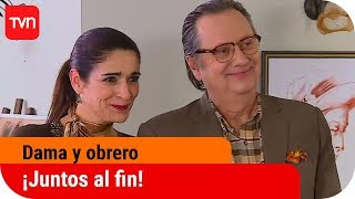 Gina y Mariano ¡Juntos al fin! | Dama y obrero - T1E119