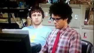 IT Crowd Moss and Roy's dating ad