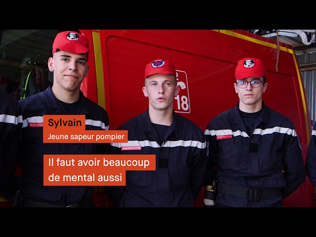 Gironde Mag' - Les jeunes sapeurs pompiers