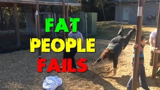 Fat People Fail Compilation 2016 Very Funny Video Clips