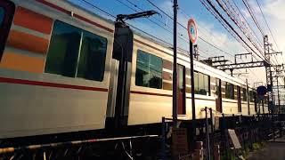 【独特なジョイント音!】山陽電鉄6000系直通特急 高速通過