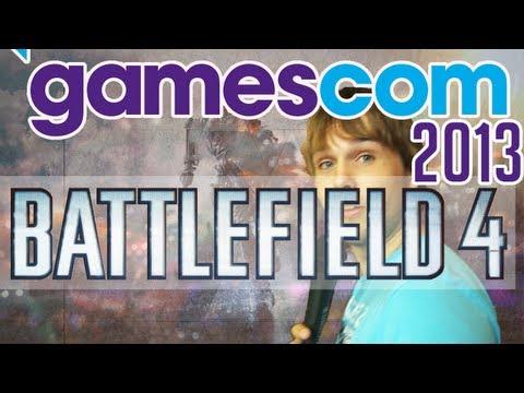Battlefield 4 | Gamescom 2013 | #4