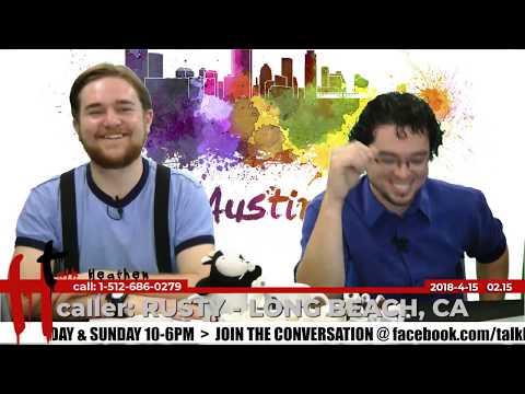 Talk Heathen 02.15 with Eric Murphy and Jamie