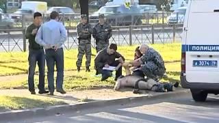Вооруженное нападение в Московском районе (100 ТВ)