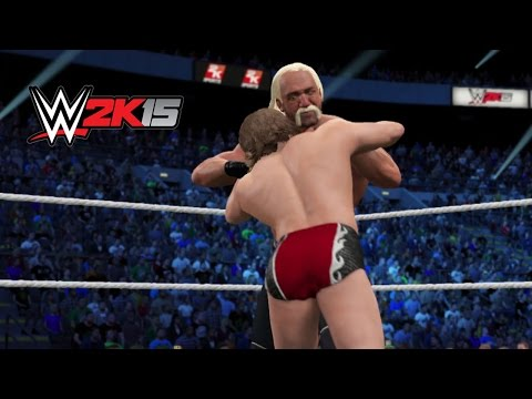 NEXT GEN WWE 2K15 Fantasy Showdown - Hollywood Hulk Hogan vs. Daniel Bryan