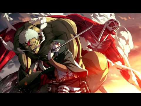 Attack on Titan Season 2 OST - YouSeeBIGGIRL T:T [Vogel im Käfig 2.0]