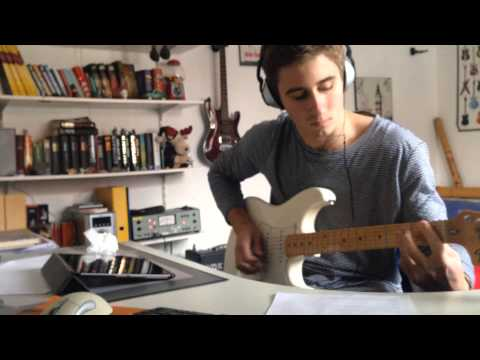 Pocketful of Dreams cover  - Billy Talent