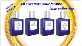 АЮ Dreams  Luxe collection