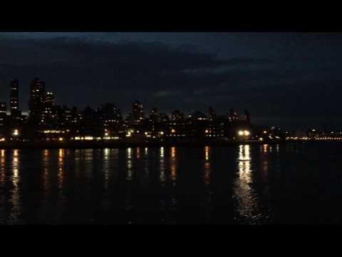Triborough Bridge From Costco,NYC,USA