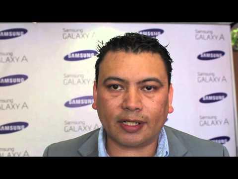 Galaxy A llega a Guatemala