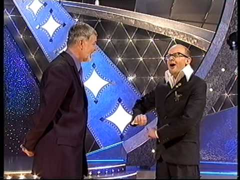 Harry Hill is Morrissey, performing This Charming Man on Stars In Their Eyes.MPG