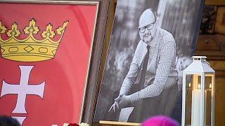 Danzig nimmt Abschied vom Bürgermeister