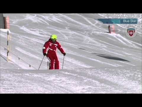 Swiss Ski School - Swiss Snow League - SKI -  Blue Star