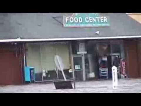 Hurricane Surge & Tidal Surge related footage:  1984 - 2005