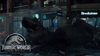 Will the T-Rex Die in Jurassic World Fallen Kingdom? - Will Rexy Die in Fallen Kingdom?