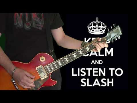 Slash & Myles Kennedy – The Great Pretender (guitar cover)