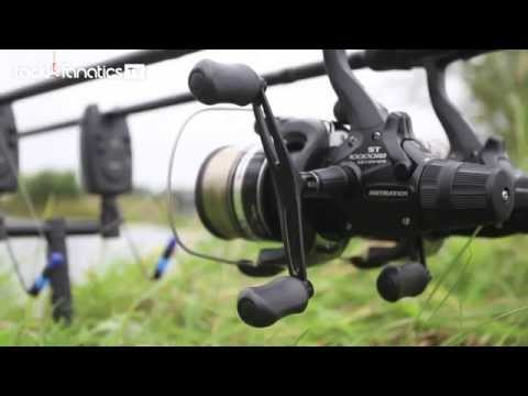 Tackle Fanatics TV - Shimano Alivio DX Specimen & Baitrunner ST 1000 RB
