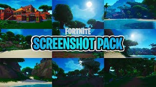 "NEW FREE Fortnite 4K ""Screenshot Pack"" 2019! - (FREE Fortnite GFX Pack)"