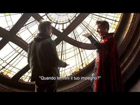 Marvel's Doctor Strange - Una strana trasformazione - Featurette