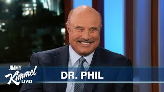 Dr. Phil on Spoiling Joe Jonas & Sophie Turner's Wedding