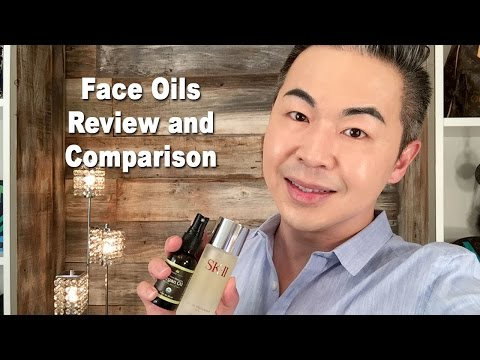 Face Oil Review and Comparison 有中文字幕喔