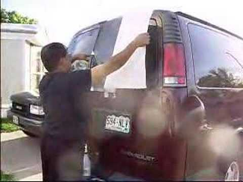 e74bed1aefa06d Installing a rear window graphic - YouTube