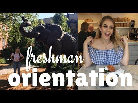 TUFTS FRESHMAN ORIENTATION VLOG // Emily Marie