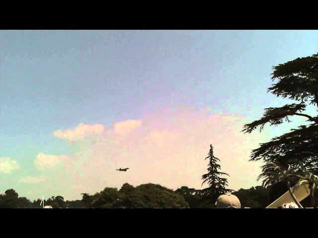 SunnyCam Classic - Vulcan Bomber at Goodwood 2013