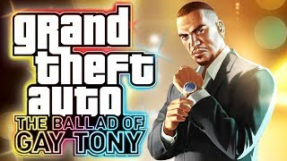 ZAGRAJMY W GOLFA! - GTA The Ballad of Gay Tony #3