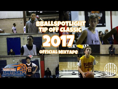 Bballspotlight Tip Off Class 2017 Mixtape Feat. Zion Cruz, Antonio Sellers, Jaquan Harris + More 💫