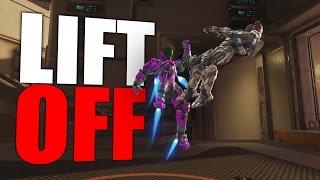 Halo 5 Assassinations | Liftoff (Rare)