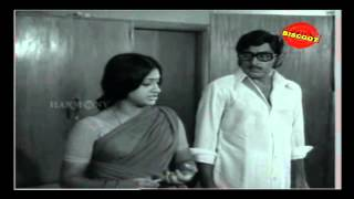 Avalude Raavukal Malayalam Movie Scene soman and seema