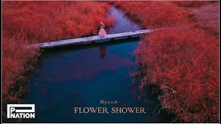 현아 (HyunA) - FLOWER SHOWER MV Teaser